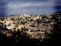 A One-Day Tour in Granada