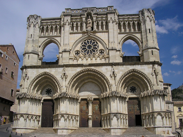 Gothic Architecture Masterpieces In Spain By Nigels Europe