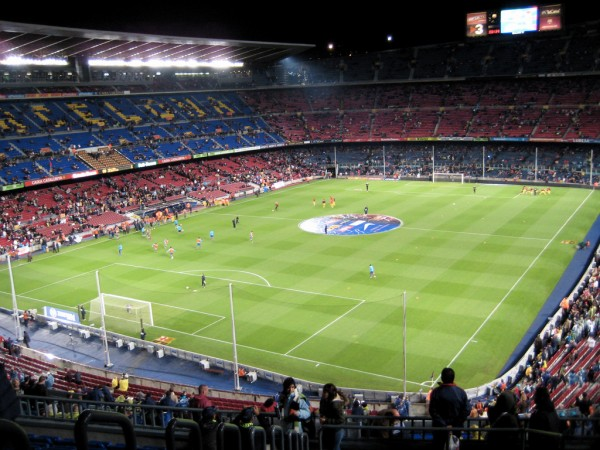 how to get to barcelona football stadium