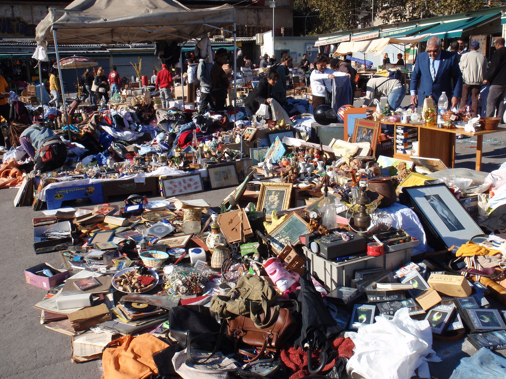 A Guide to Paris Flea Markets