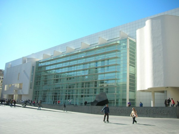 Contemporary Art Museum Barcelona